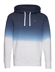Pull Over Sweatshirt - NAVY PATTERN