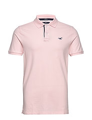Heritage Polo Pink - LIGHT PINK DD