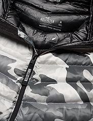 Hollister - Down Mw Puffer - kurtki puchowe - white pattern - 3