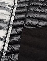Hollister - Down Mw Puffer - kurtki puchowe - white pattern - 5