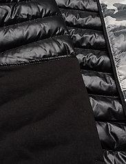 Hollister - Down Mw Puffer - kurtki puchowe - white pattern - 6
