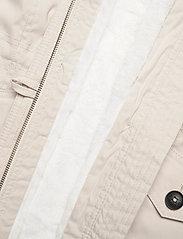 Hollister - Teddy Lined Parka - parki - light brown dd - 8