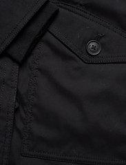 Hollister - Fur Lined Parka - parki - black dd - 8