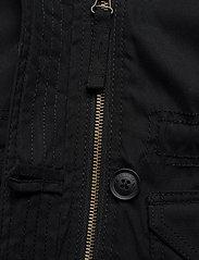 Hollister - Fur Lined Parka - parki - black dd - 9