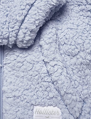 Hollister - HCo. GIRLS SWEATSHIRTS - fleece jassen - light blue - 3