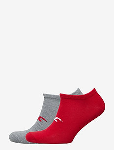 Ankle Socks - RED DD