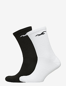 Crew Socks - BLACK DD