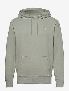 HCo. GUYS SWEATSHIRTS - basic sweatshirts - olive dd