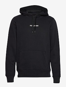 Pull Over Sweatshirt - BLACK DD