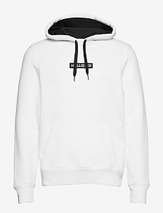 Pull Over Sweatshirt - WHITE