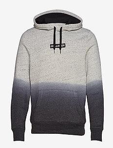 Logo Sweatshirt - LIGHT GREY PATTERN