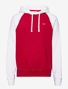 Pull Over Sweatshirt - RED DD