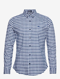 Oxford - MED BLUE PATTERN