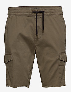 Jogger Short - casual shorts - green dd