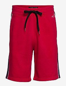 Classic Fleece Shorts - RED DD