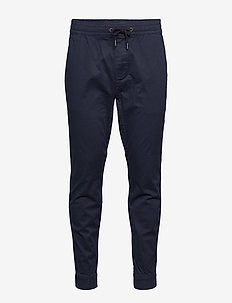 Jogger Skny - spodnie dresowe - navy