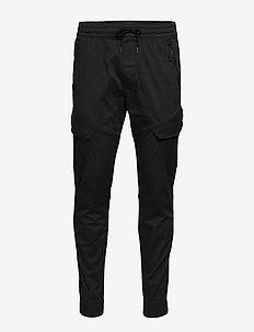 Jogger Cargo - cargo pants - black od