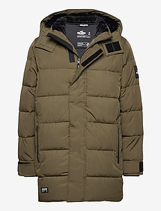 HCo. GUYS OUTERWEAR - parkas - olive dd