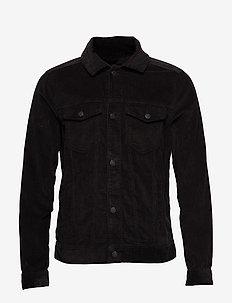 Twofer Jacket - BLACK DD