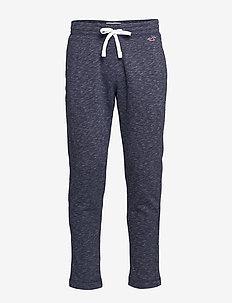 Lightweight Straight-Leg Sweatpants - NAVY DD