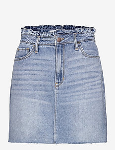 HCo. GIRLS SKIRTS - jeanskjolar - medium clean