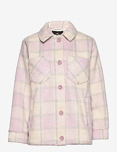 HCo. GIRLS OUTERWEAR - wool jackets - lavender