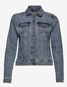 Classic Denim Jacket - spijkerjassen - medium