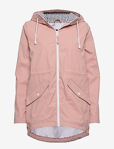 Blush Rain Jacket - LIGHT PINK DD
