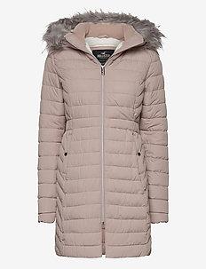 CORE PUFFER PARKA - manteaux d'hiver - grey