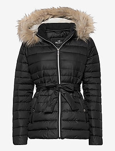 HCo. GIRLS OUTERWEAR - dunkåper - black dd