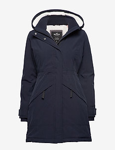 All Weather Midweight Parka - NAVY DD