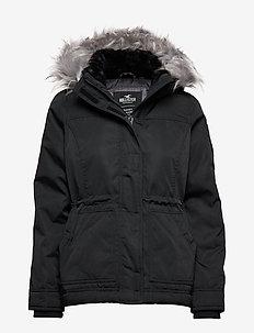 Weather True Anorak - BLACK DD