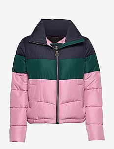 Fashion Puffer Jacket - TURQ DD