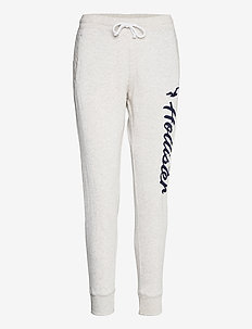 HCo. GIRLS KNIT BOTTOMS - trainingsbroeken - heather grey
