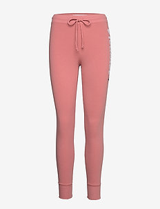 Logo Flegging - spodnie dresowe - light pink dd