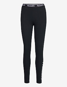 Leggings - leggings - black dd