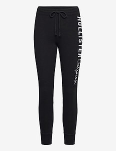 HCo. GIRLS KNIT BOTTOMS - sweatpants - black
