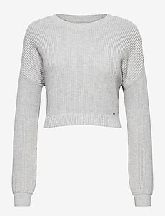 HCo. GIRLS SWEATERS - jumpers - grey