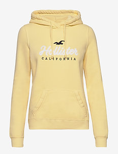 Sweatshirt - YELLOW DD