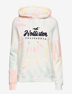 hollister outerwear nettbutikk, Hollister Co. PUFFER HOOD
