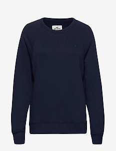 Icon Crew - sweaters - navy dd
