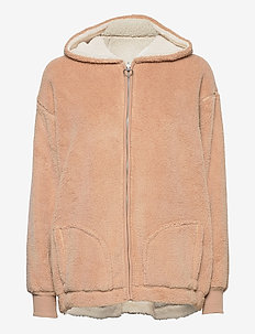 HCo. GIRLS SWEATSHIRTS - hettegensere - light brown dd