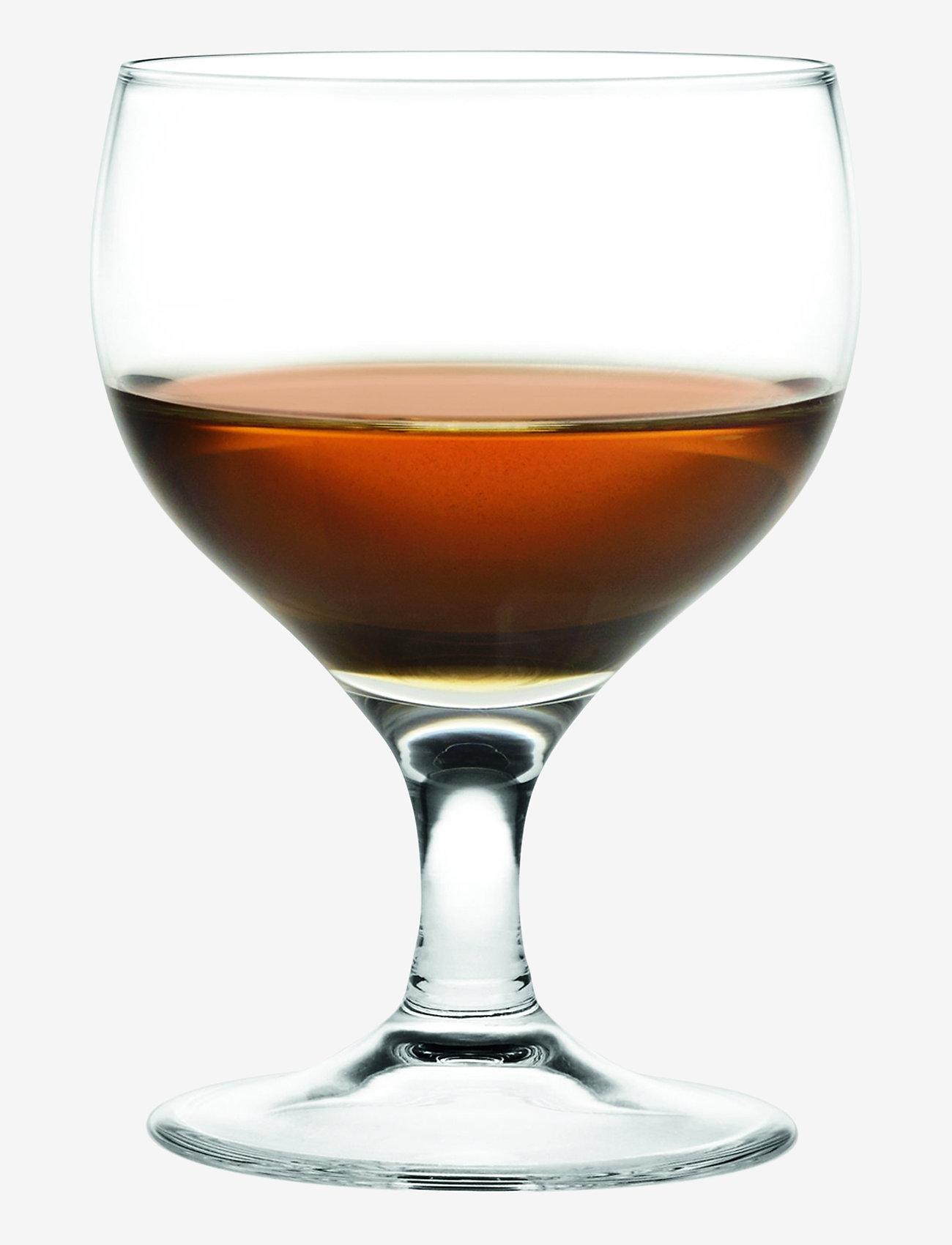 Holmegaard - Royal Dessertvinglass 19,5 cl 6 stk. - vinglass - clear - 0