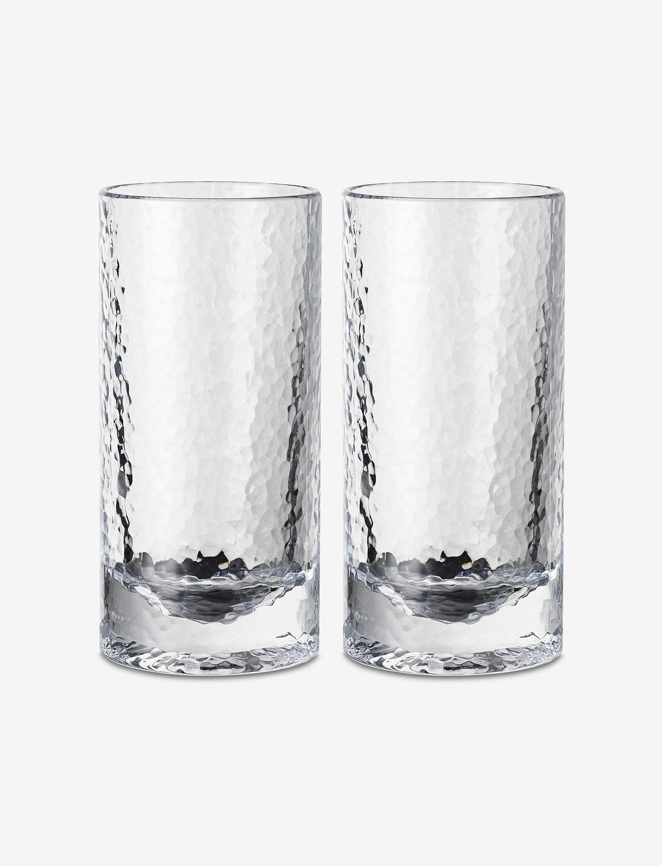 Holmegaard - Forma Longdrinkglas 32 cl 2 stk. - vannglass - clear - 0