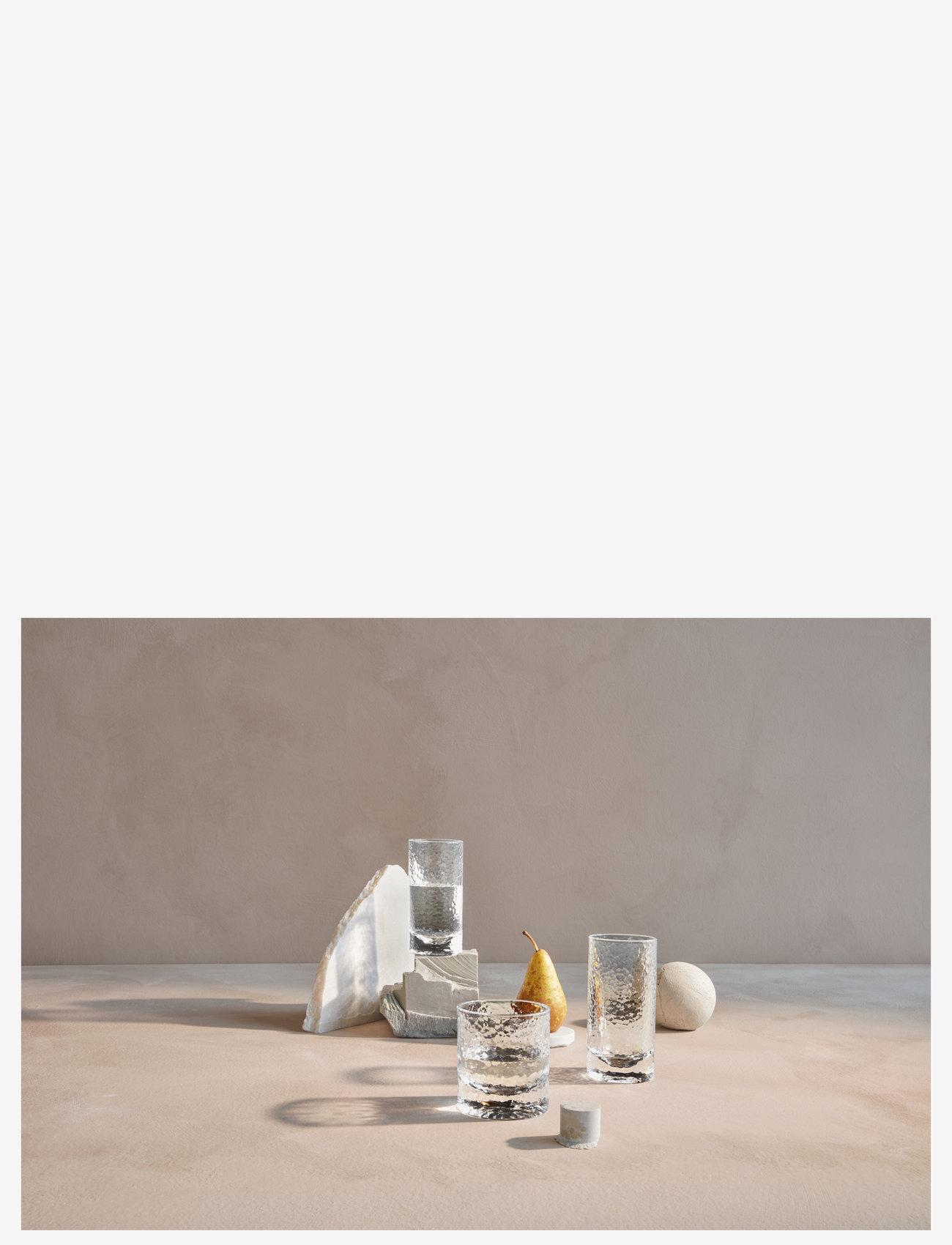 Holmegaard - Forma Longdrinkglas 32 cl 2 stk. - vannglass - clear - 1