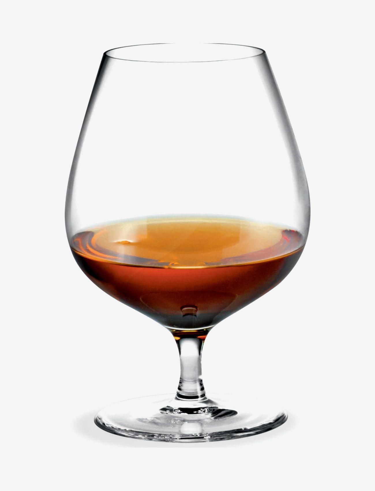 Holmegaard - Cabernet Cognacglass 63 cl 6 stk. - whiskyglass & cognacglass - clear - 0