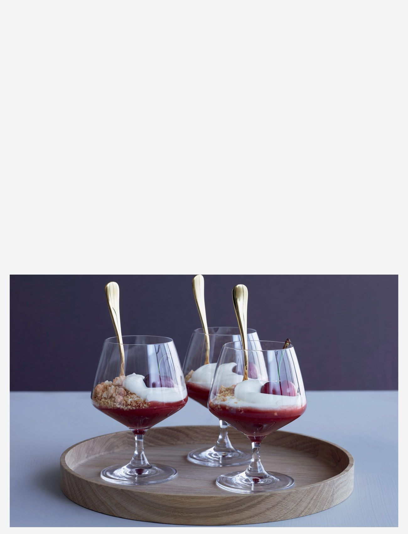 Holmegaard - Perfection Cognacglass 36 cl 6 stk. - whiskyglass & cognacglass - clear - 1