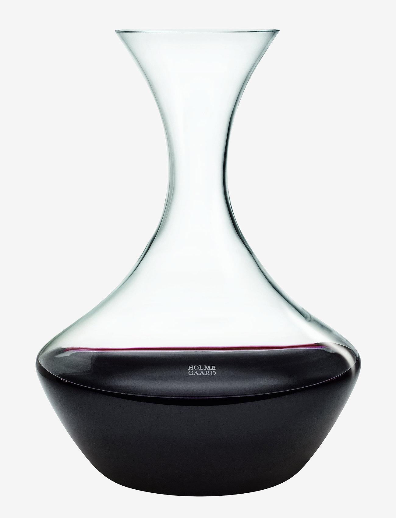 Holmegaard - Perfection Wine Carafe 2,2 l - viinikarahvit - clear - 0
