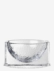 Holmegaard - Forma Skål Ø15,5 cm - skåler & serveringsfat - clear - 0