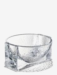 Holmegaard - Forma Skål Ø15,5 cm - skåler & serveringsfat - clear - 2